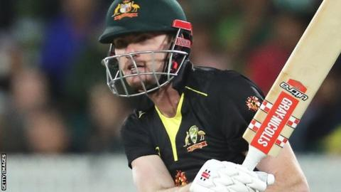 Ashton Turner: Worcestershire sign Australian batsman for T20 Blast