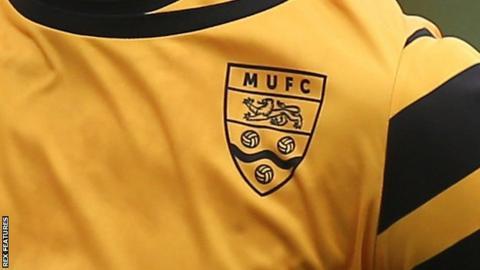 Maidstone United logo