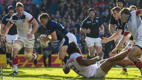 Scotland call up six uncapped players for summer tour, some big names rested