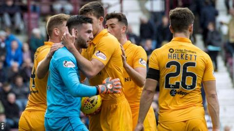 dfc3d7ec0b7 Liam Kelly  could lead next batch of Scotland goalkeepers  - Kenny ...