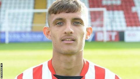 Teenage striker Jack Storer, Birmingham City's signing from Stevenage