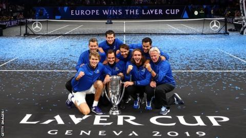 Raonic loses to Zverev; Team Europe wins Laver Cup