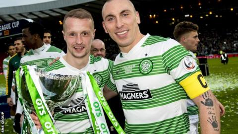 Celtic are the League Cup holders