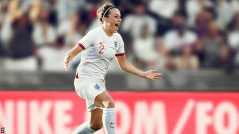 England Women's World Cup 2019 kit revealed