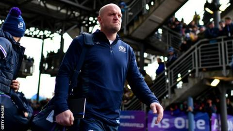 Gregor Townsend replaced Vern Cotter in 2017