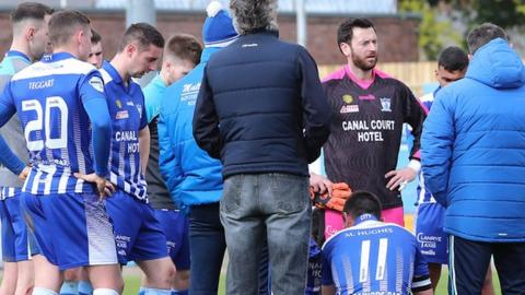 Newry ended the season four points adrift at the foot of the Premiership table