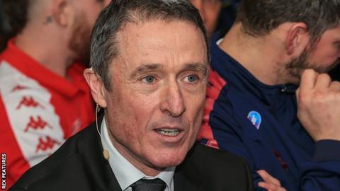 Super League chief executive Robert Elstone