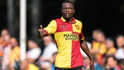 Ivory Coast and Goztepe defender Adama Traore