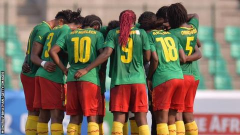 Cameroon women's football team