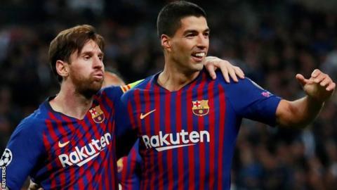 Barcelona had proposed a La Liga fixture with Girona in Miami on 26 January