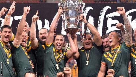 More countries to play in 2021 Rugby League World Cup