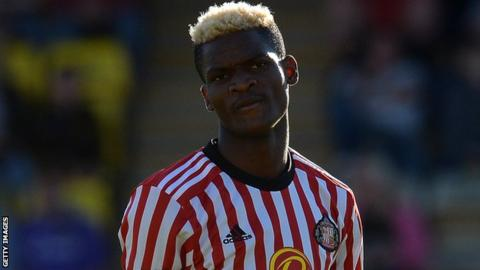 Sunderland's Didier Ndong