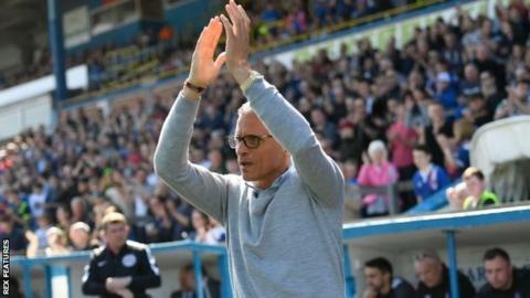 Carlisle United manager Keith Curle helped draw up the retained list, even though he will not be at Brunton Park next season