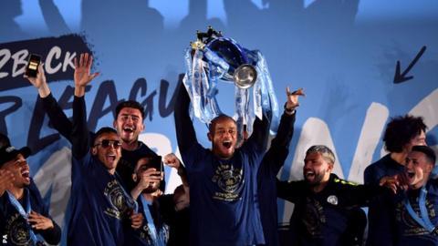 Man City facing 1-season ban from Champions League