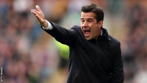 """Marco Silva: Under fire Everton manager says pressure is a """"privilege"""" and a """"pleasure"""""""