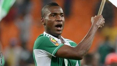 Brown Ideye: Nigeria striker looks to revive career in Greece