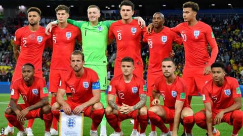 World Cup 2018: How the England players rated v Colombia - BBC Sport