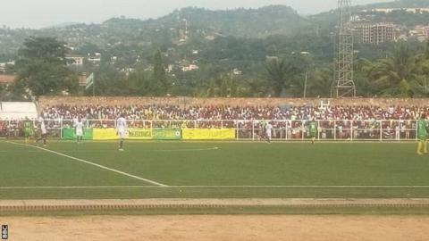 Football in Burundi