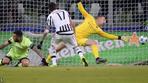 Juventus score