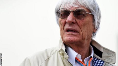 Ecclestone has been involved in motorsport since the late 1940s