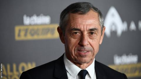 Former France international Alain Giresse