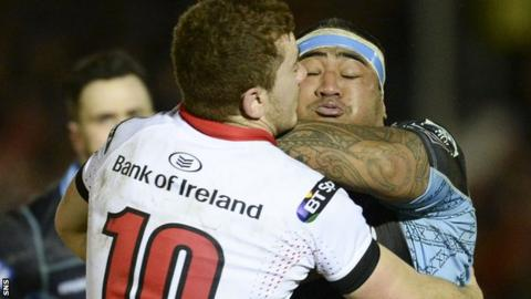 Glasgow Warriors prop Sila Puafisi