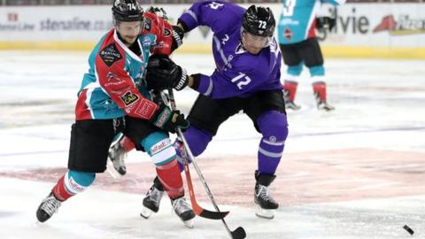 Matt Towe's stay at the Belfast Giants could be extended