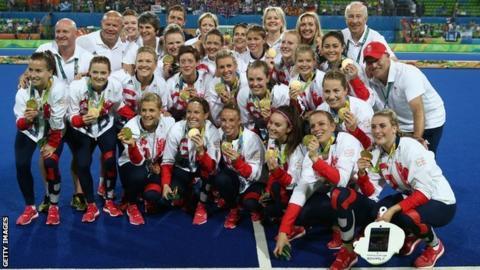 Great Britain women's hockey team