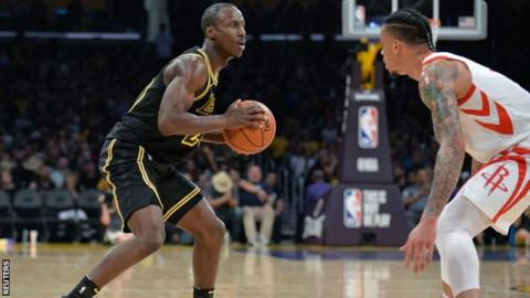 Lakers Sign Andre Ingram for the Rest of the Season