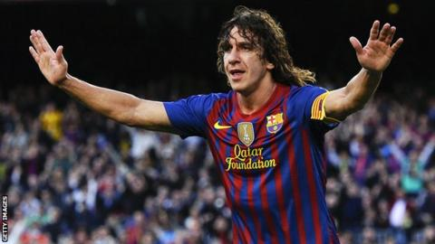 Image result for Carles Puyol