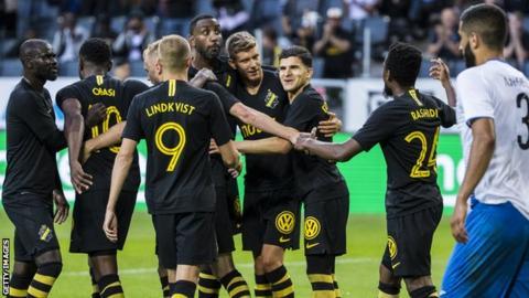 AIK missing key men at Celtic Park for Europa League play-off