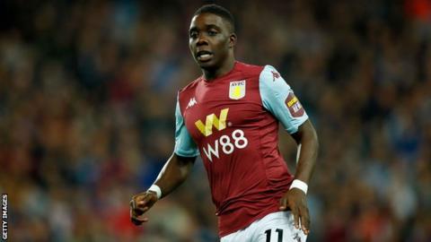 Zimbabwe and Aston Villa's Marvelous Nakamba