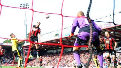 Bournemouth striker Glenn Murray