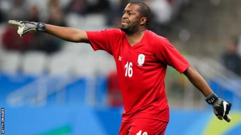 South Africa keeper Itumeleng Khune