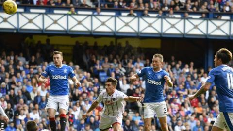 Clint Hill has a chance for Rangers
