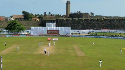 Galle International Cricket Stadium in Galle