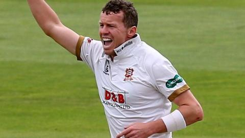 Essex fast bowler Peter Siddle has now taken 34 wickets in six Championship matches this summer