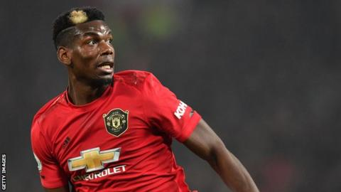 111267598 gettyimages 1190518939 - CORONAVIRUS (COVID-19) CoronaVirus Covid-19 CoronaVirus Treatment coronavirus vaccine Coronavirus: Manchester United's Paul Pogba sets up fundraiser and pledges financial support