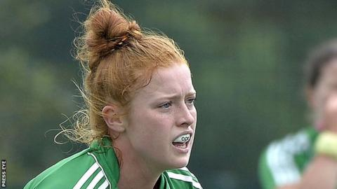Zoe Wilson scored but Ireland fell to a second defeat in Belgium