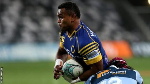 Naulia Dawai in action for Otago against Northland earlier this year