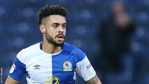 Derrick Williams made 51 appearances for Blackburn Rovers last season