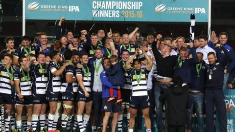 Championship play-offs: Doncaster Knights and Ealing Trailfinders do not want promotion