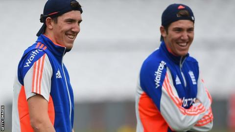 Jamie and Craig Overton