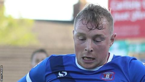 Nicky Adams signed a two-year deal at Carlisle United in 2016