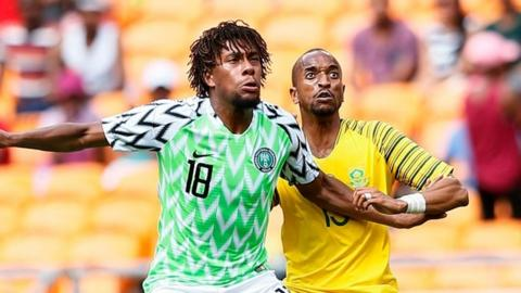 Nigeria have qualified for their first Nations Cup since 2013