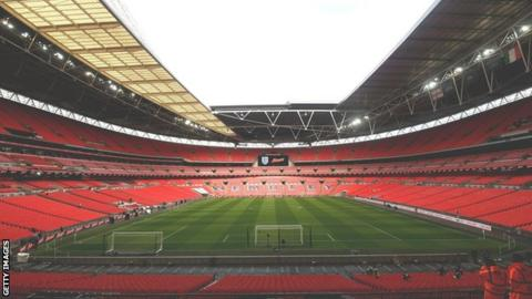Wembley Stadium reopened 11 years ago after a rebuild costing £757m