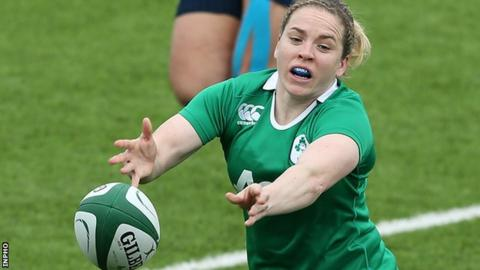 Niamh Briggs will be absent for Ireland's bid to win the Women's Six Nations