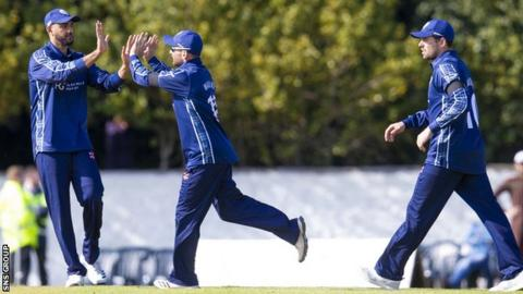 Scotland meet Sri Lanka on Saturday in the first of two one-day internationals after a narrow loss to Afghanistan