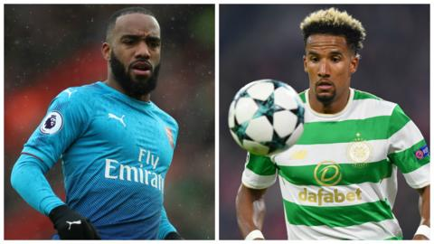 Arsenal & Celtic