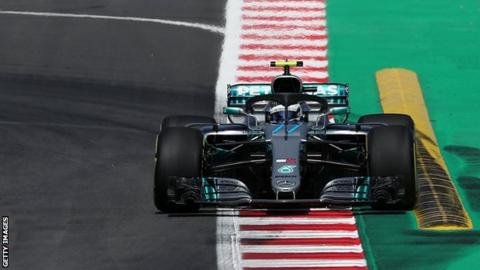 Hamilton on top as Ricciardo bounces back